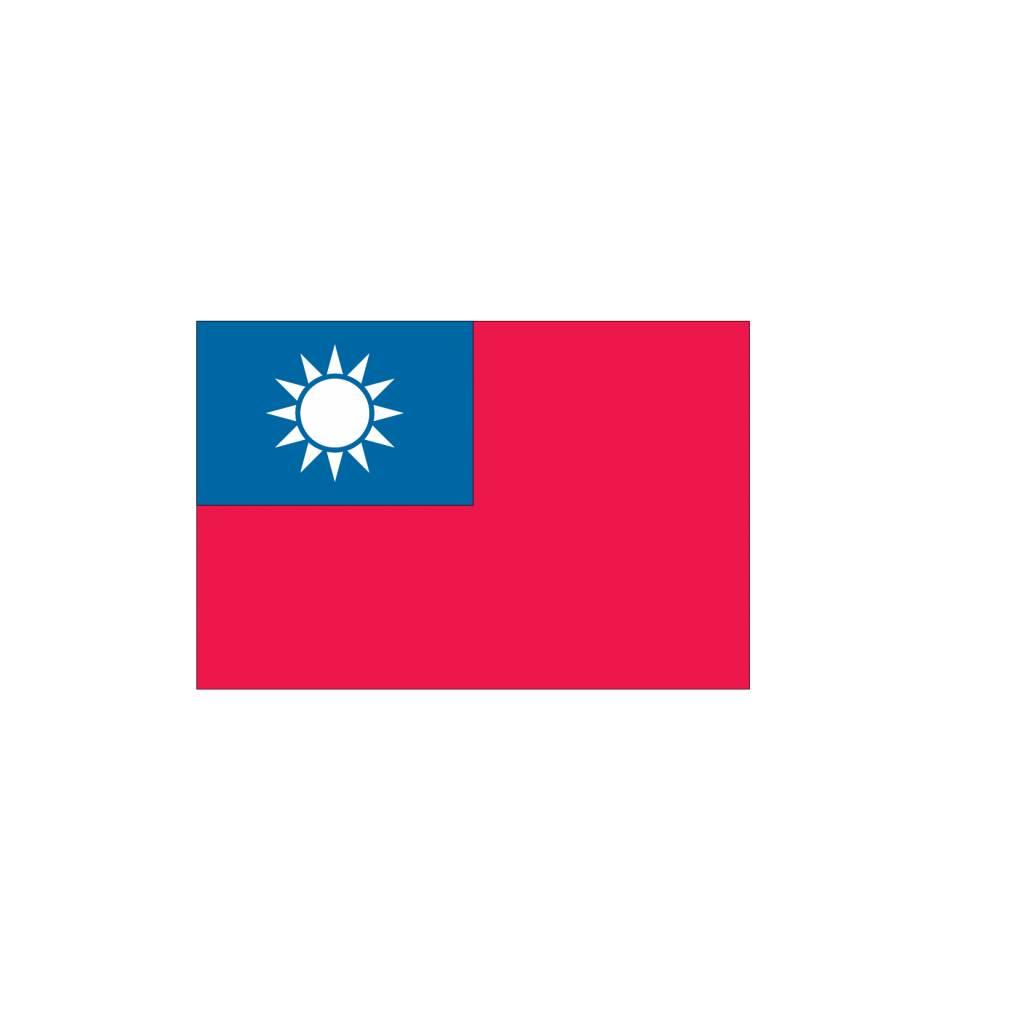 Taiwanese vlag Stickers