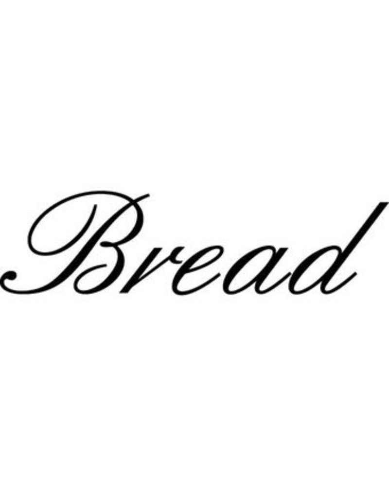 Bread Letter Stickers
