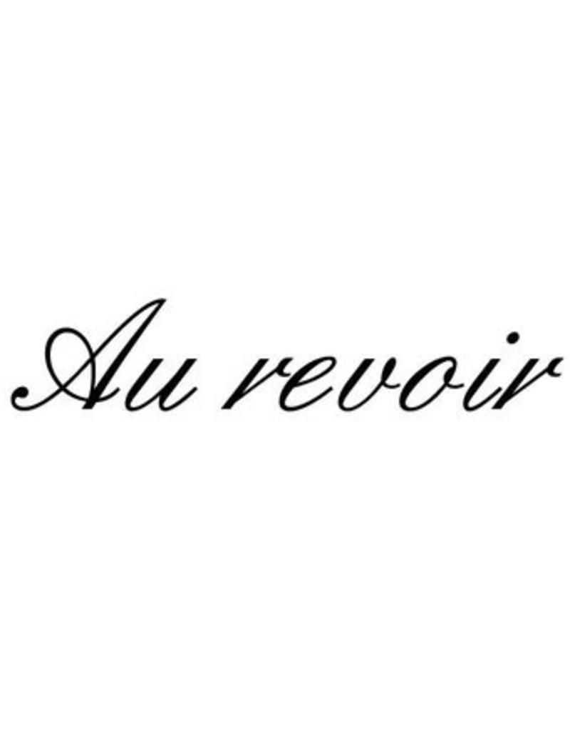 """Letras: """"Au revoir """""""