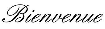 """Letras: """"Bienvenue """""""