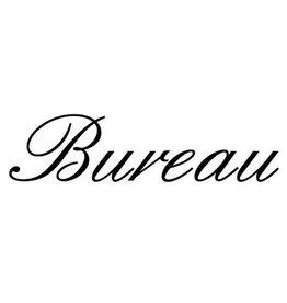 Bureau lettres adhésives
