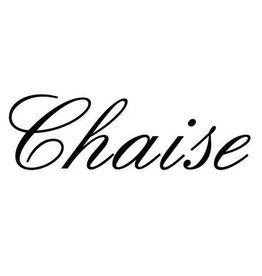 Chaise Klebebuchstaben