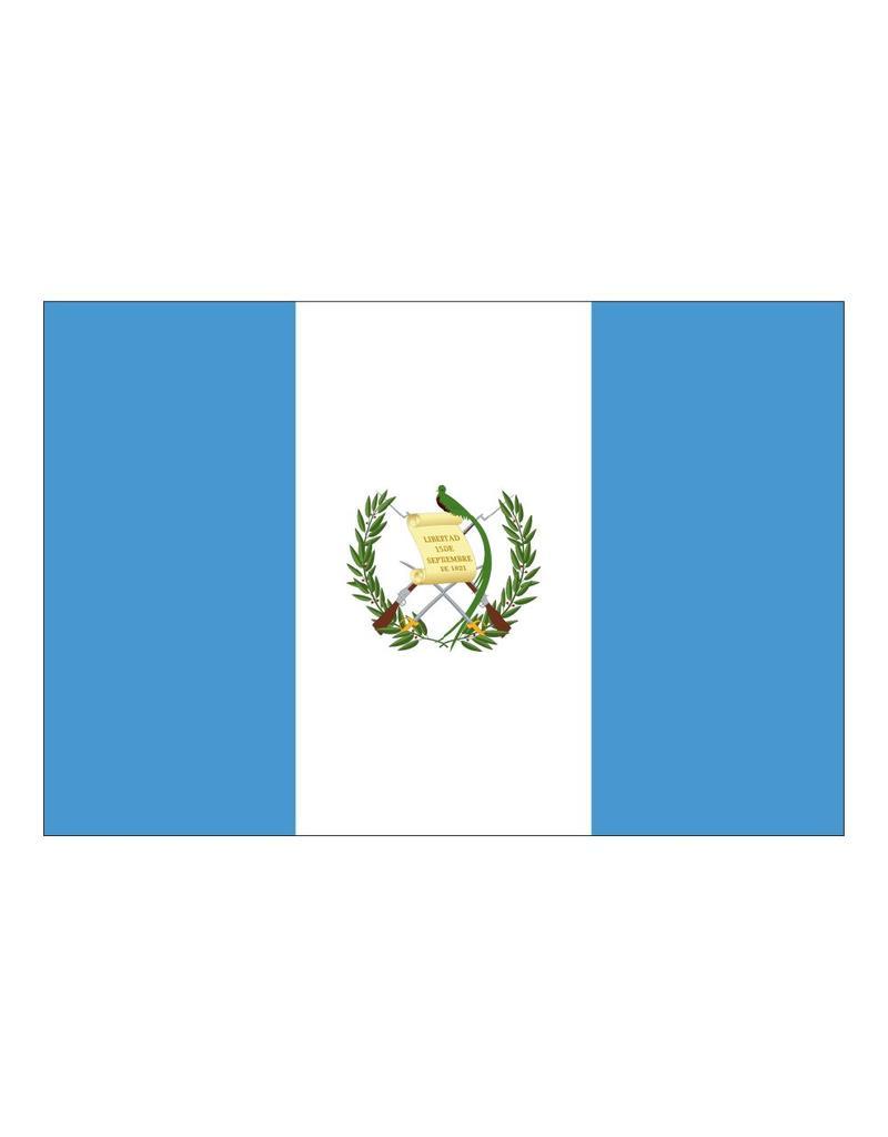 Drapeau Guatemala