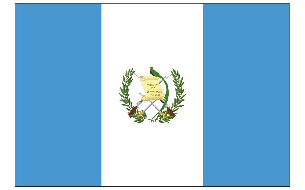 Guatemala vlag