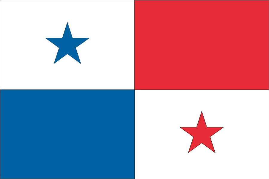 Drapeau Panama