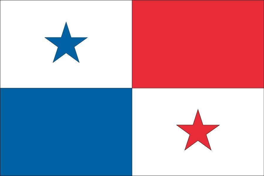 Panama-Flagge