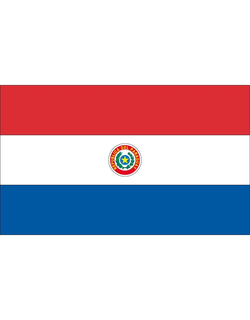Paraguay vlag