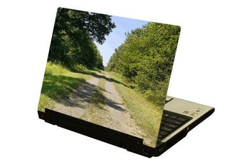 Country Road laptop Sticker