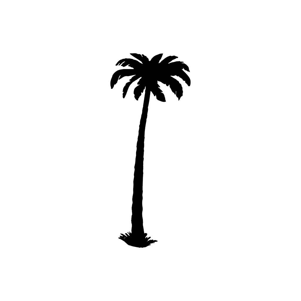 Palmier autocollants