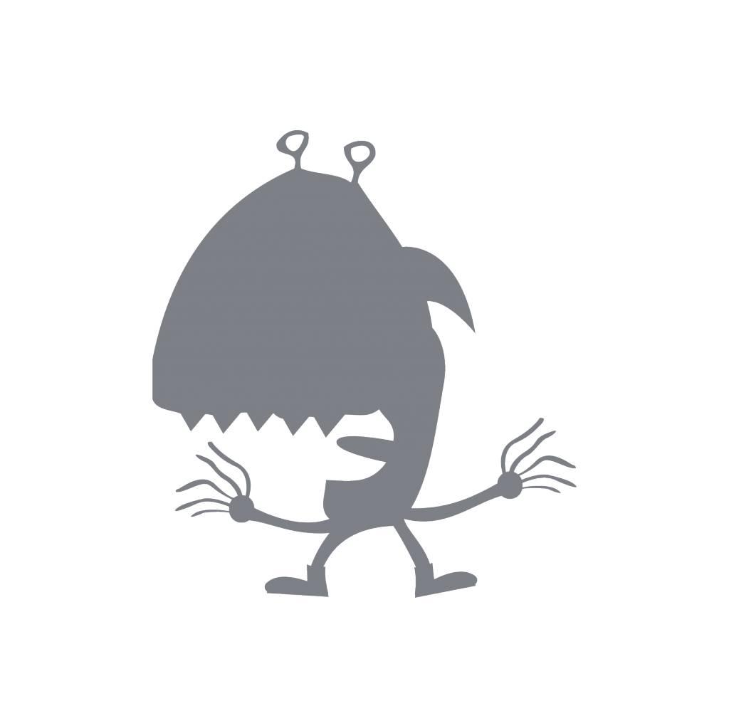 Monster Sticker 2