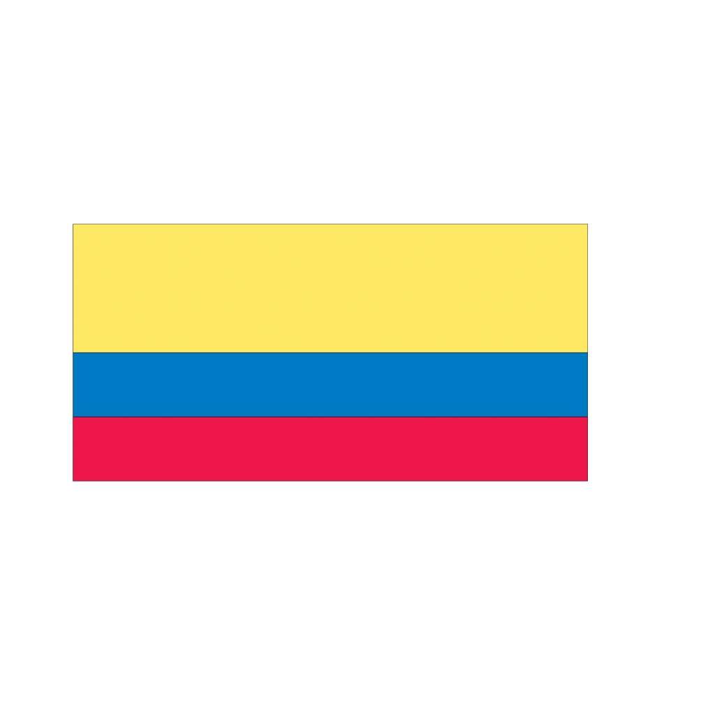 Ecuador vlag sticker