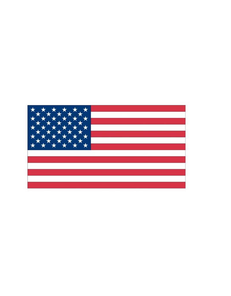 Verenigde Staten vlag sticker