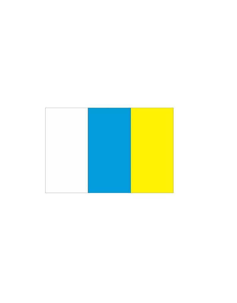Canarische eilanden vlag