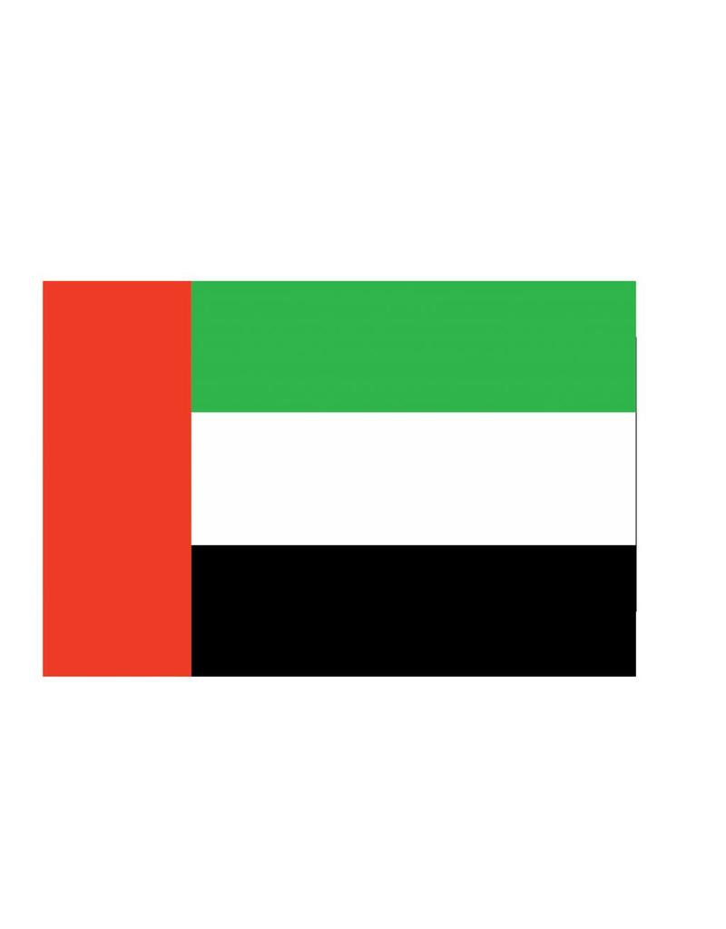 Arabische Emiraten vlag
