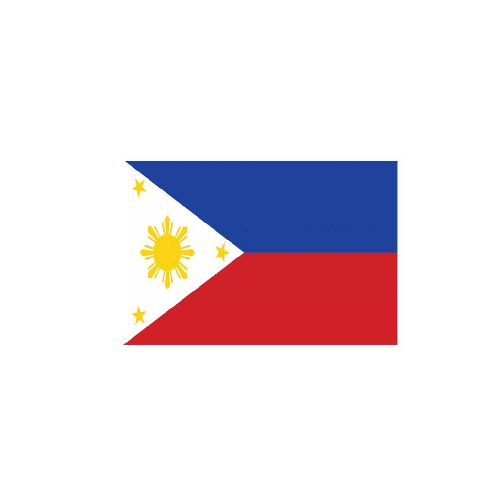 Filippijnse vlag Sticker