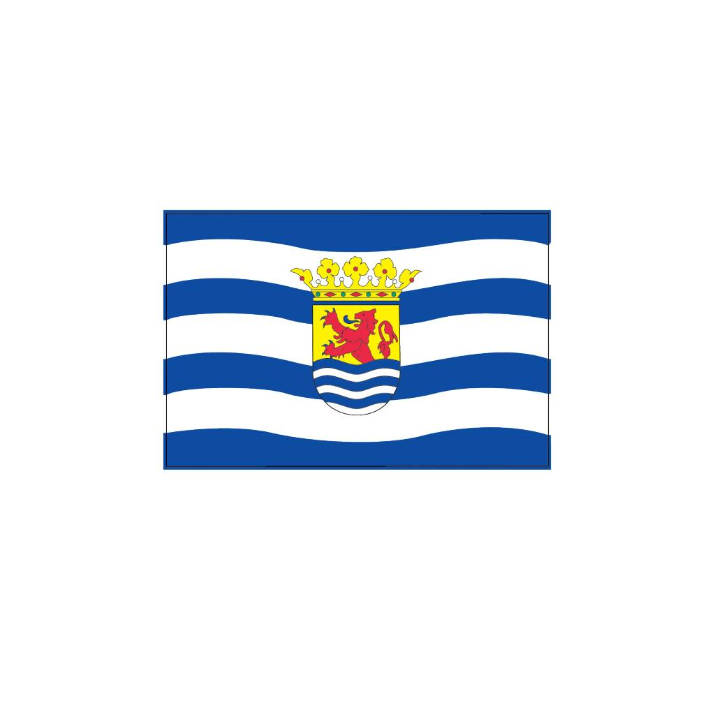 Pegatina bandera Zelanda