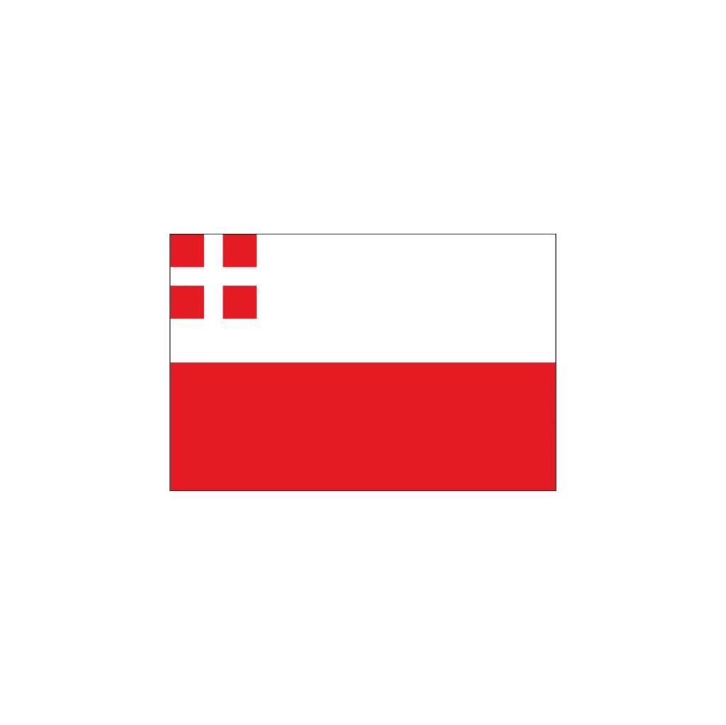 Utrecht vlag sticker