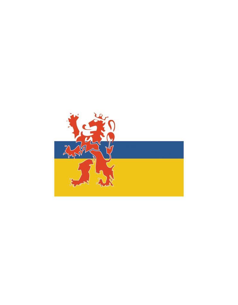Limbourg drapeau autocollant