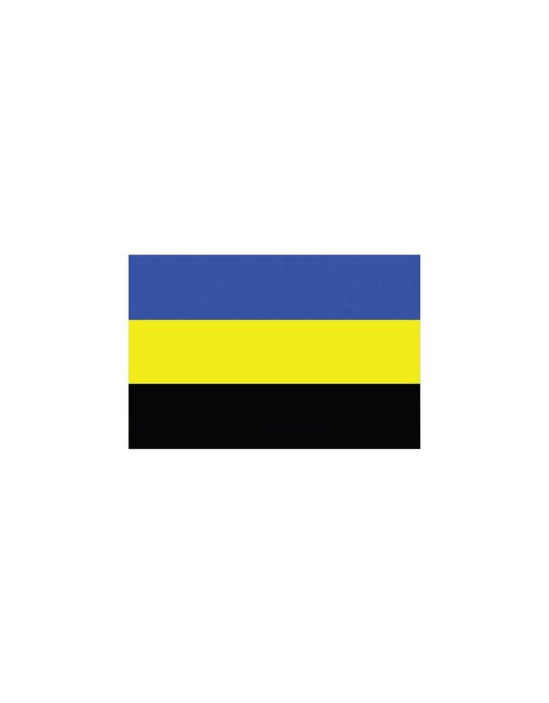 Pegatina bandera Güeldres