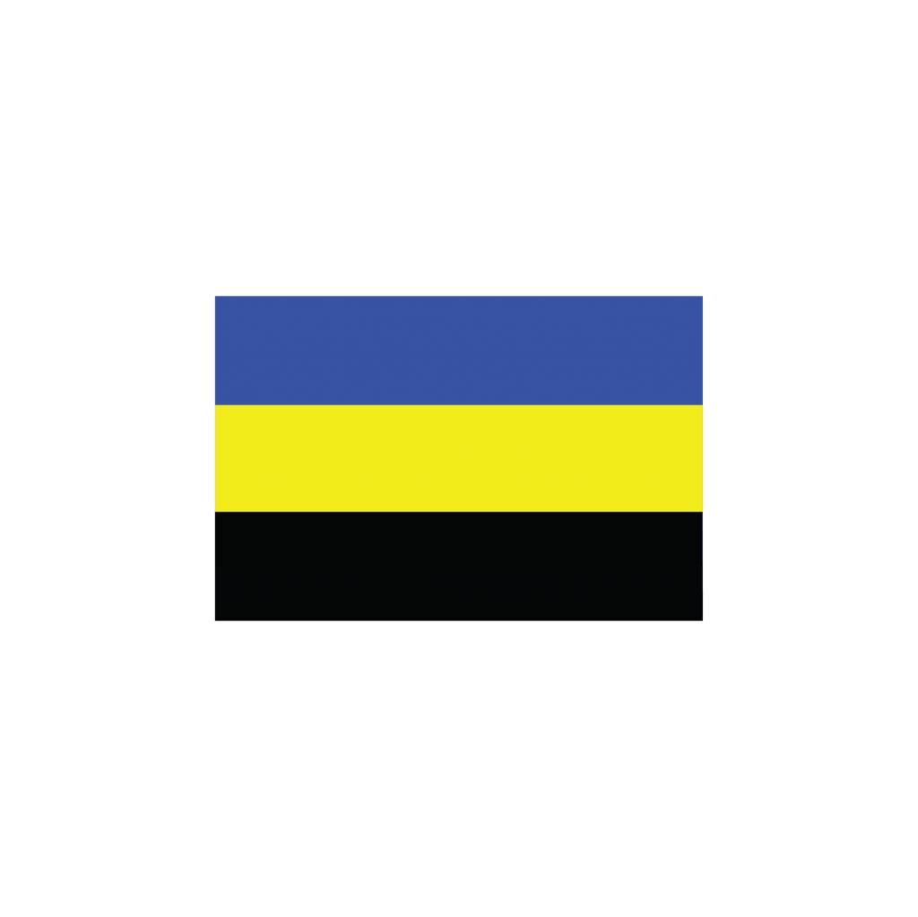 Gelderland vlag sticker