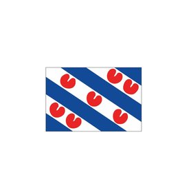 Friesland vlag sticker