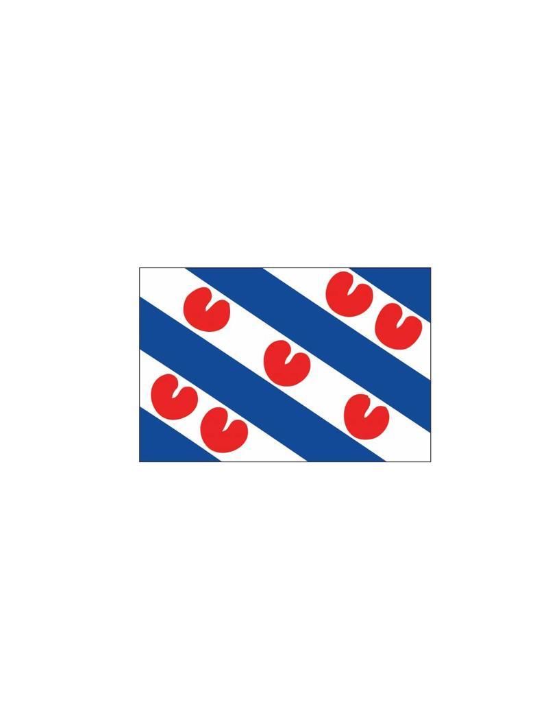 Friesland vlag sticker