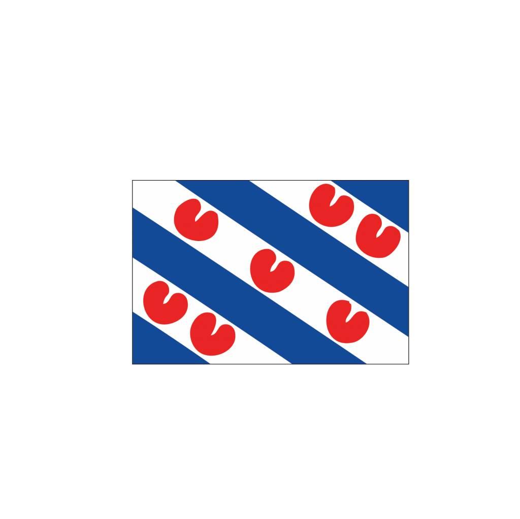 Pegatina bandera Frisia