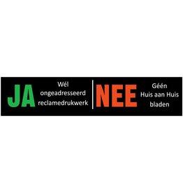 """Sticker """"Ja- Nee"""""""