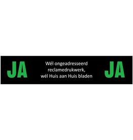 """Sticker """"Ja-Ja"""""""