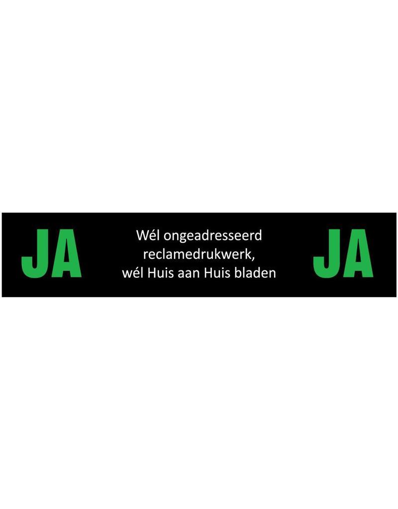 """Autocollant """"Ja - Ja"""""""