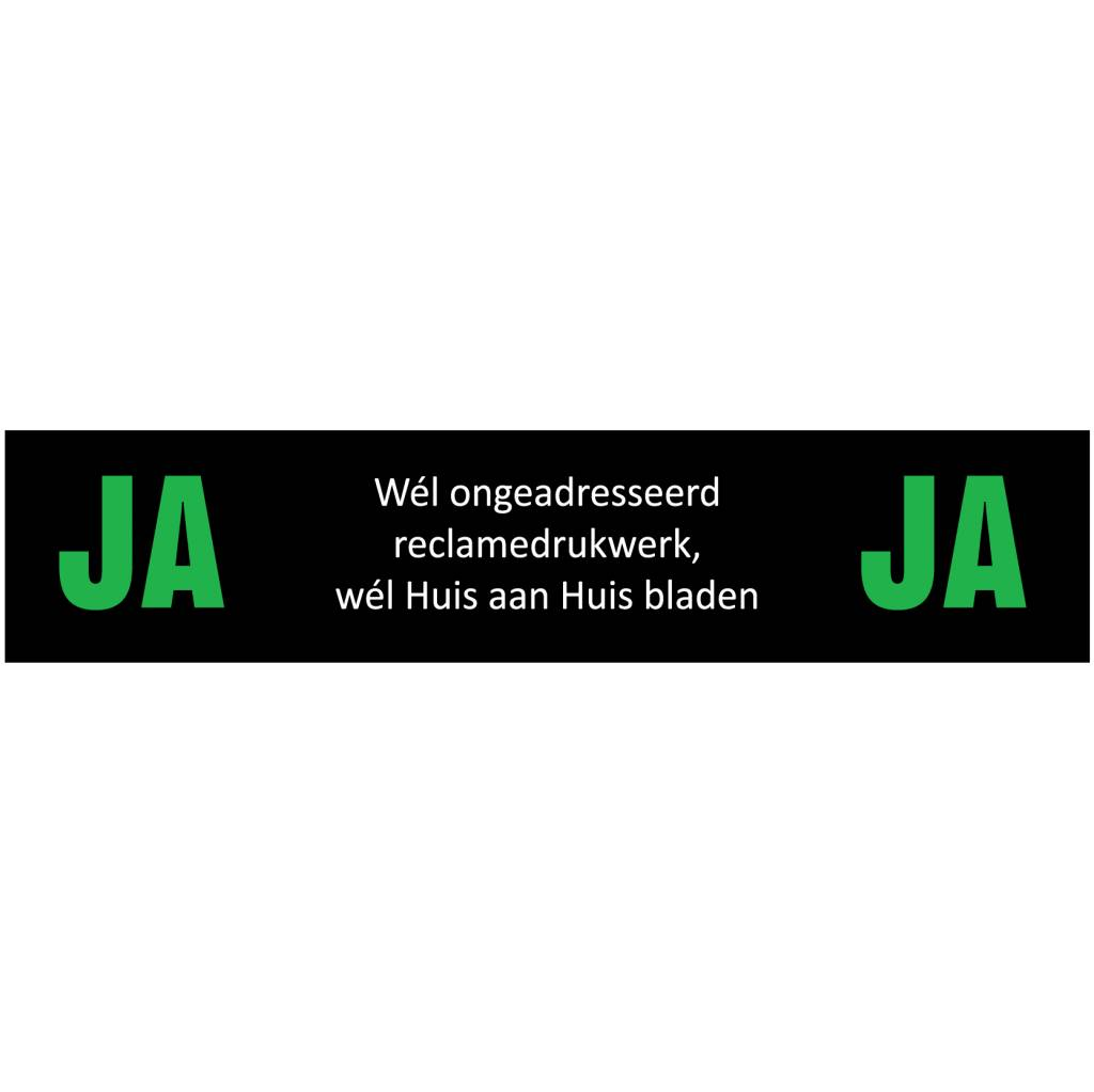 Ja-Ja sticker