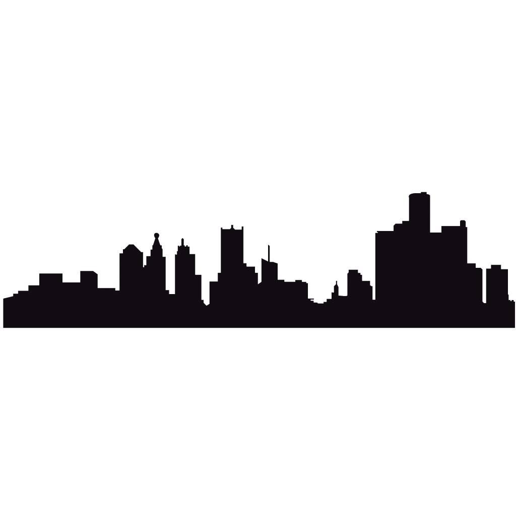 Silueta Detroit