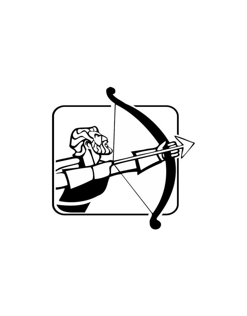 Schütze Sternzeichen Sticker 2
