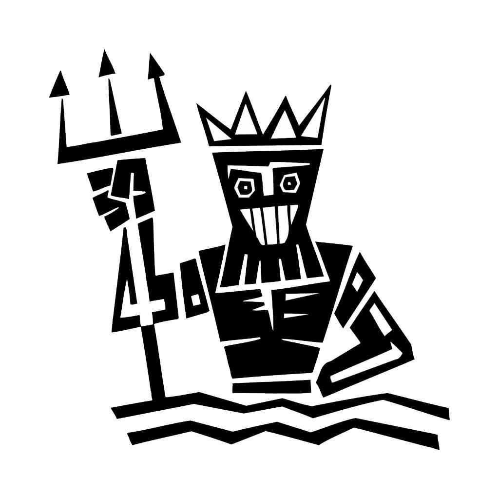 Wassermann Sternzeichen Sticker