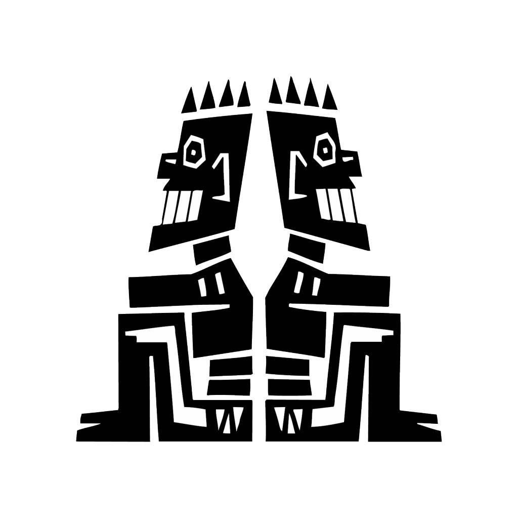 Zodiac double Autocollant