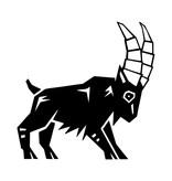 Capricorn zodiac sticker