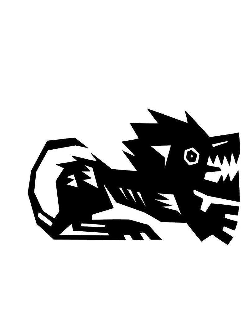 leeuw sterrenbeeld sticker
