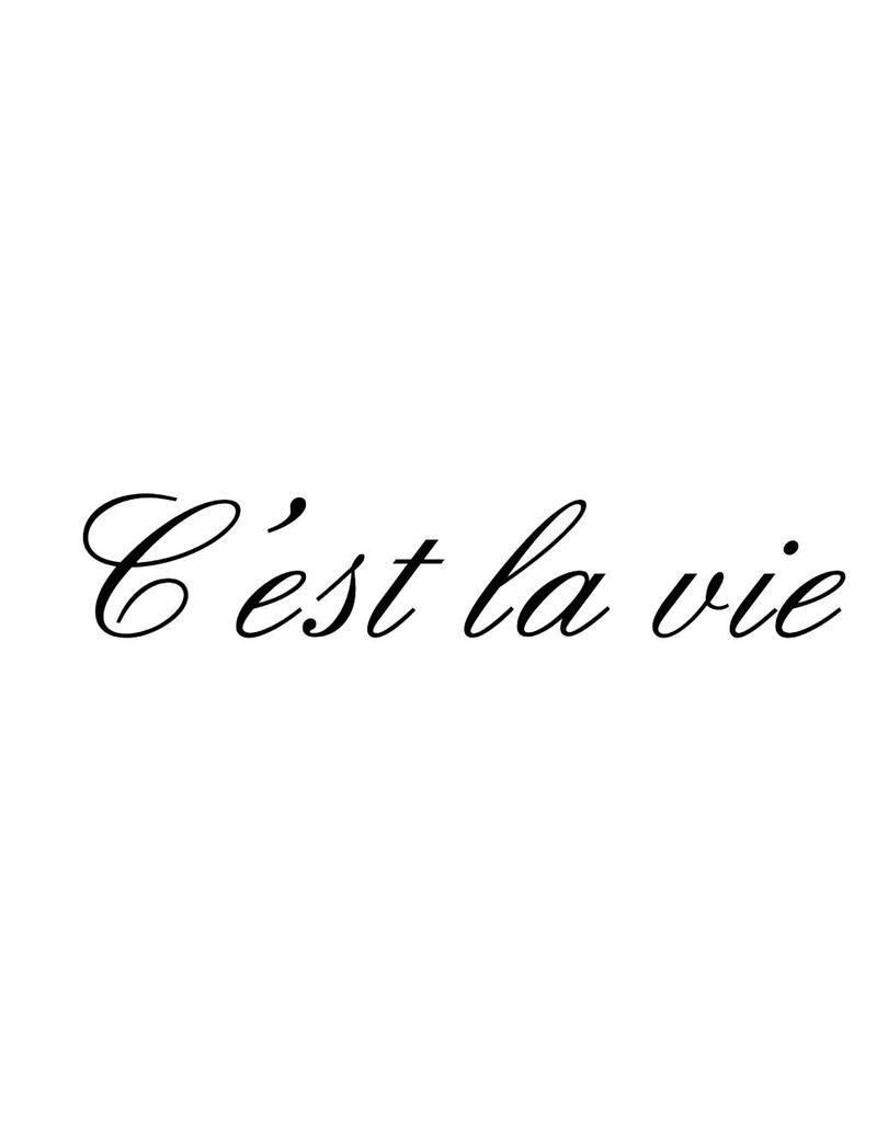 """Letras: """"C'est La Vie"""""""