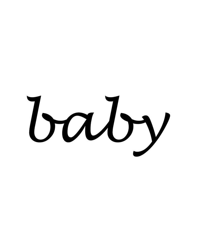 """Letras: """"Baby """""""