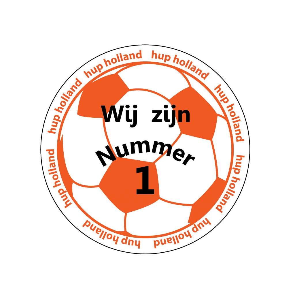 Holland Sticker 14
