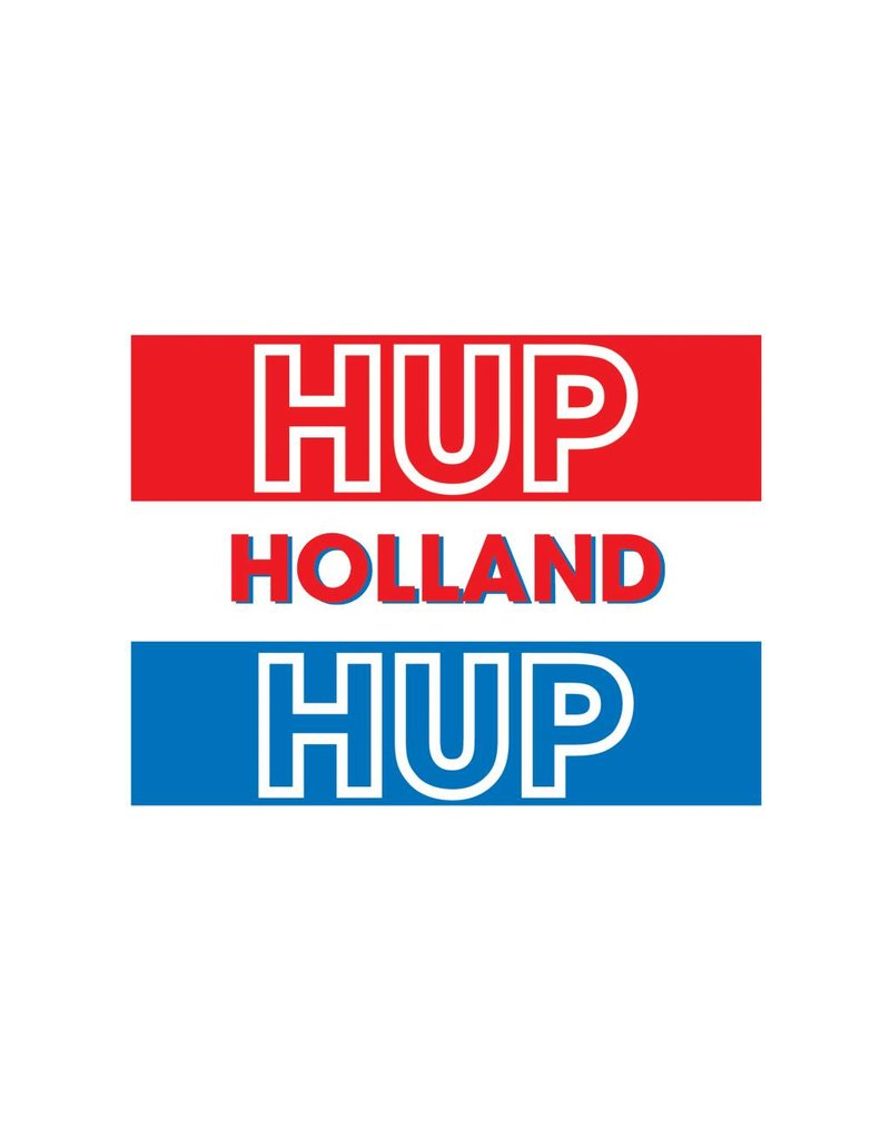 Holland Sticker 2