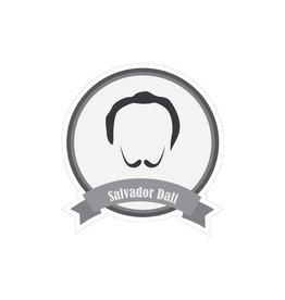 Pegatina bigotes famosos Dali