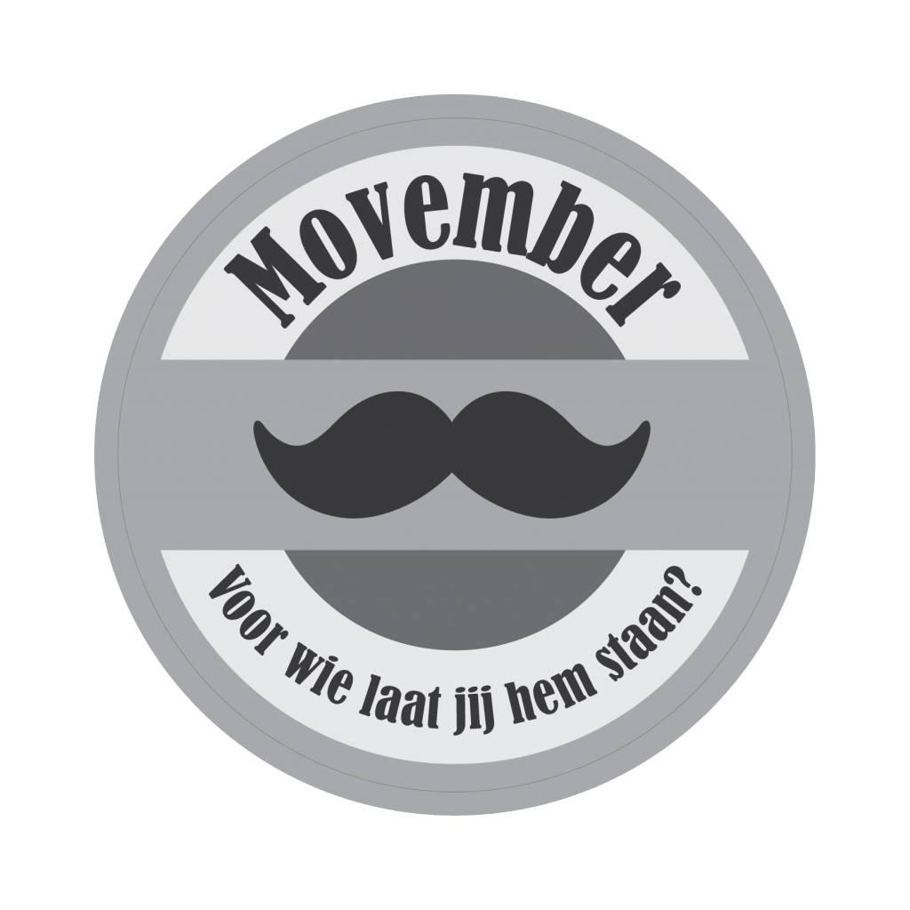 Autocollant Movembre
