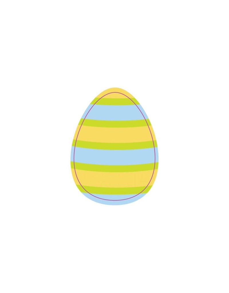 Œufs de Pâques autocollant 7