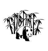 Autocollants Panda