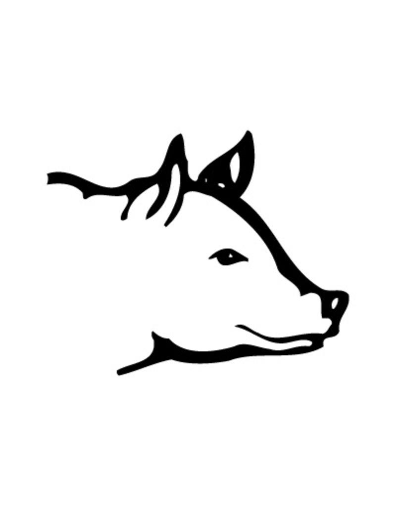 Pig3 Sticker