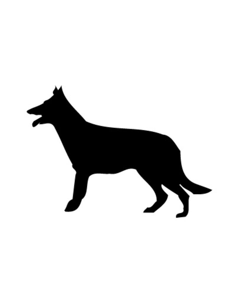 Dog 2 Sticker