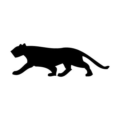Löwin Sticker