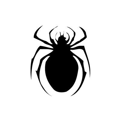 Spinne 1 Sticker