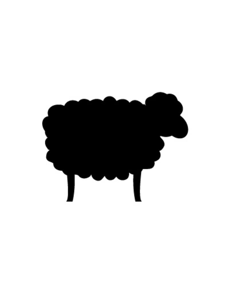 Schaap Sticker